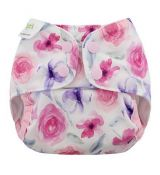 Blueberry Capri Newborn Cover ROSE