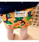 Smart Bottoms Too Smart Cover BOOM CHICKA BOOM BOOM ABC'S
