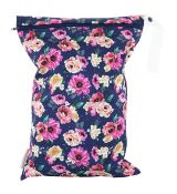 Smart Bottoms ON THE GO Wet Bag PETIT BOUQUET