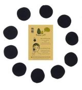 Avo&Cado Cleansing Pads BLACK